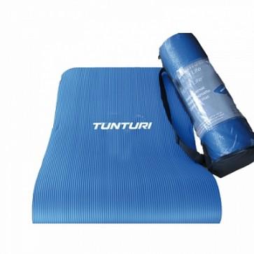 Tunturi Fitnessmat Blauw