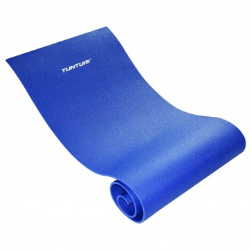 Tunturi Fitnessmat XPE Blauw 160x60 14TUSFU185