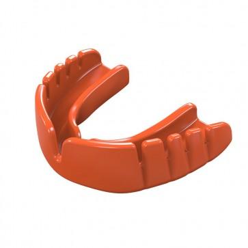 OPRO Gebitsbeschermer Snap-Fit Fluo Oranje Junior