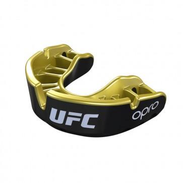OPRO x UFC Gebitsbeschermer Self-Fit Gold Zwart/Goud