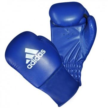 adidas Rookie Kinder Bokshandschoenen Blauw 6 oz
