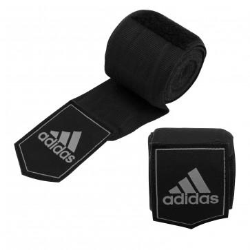 adidas bandages 4.55m zwart (Protectie)