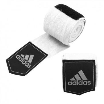 adidas bandages 2.55m wit (Protectie)