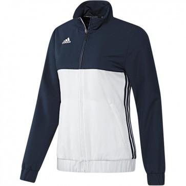 adidas T16 Team Jack Women Blauw/Wit