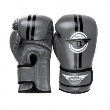 Booster Youth Elite 1 (kick)bokshandschoenen Junior Grijs