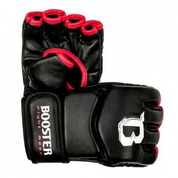 Booster MMA Handschoenen Zwart/Rood