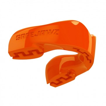 Safejawz Gebitsbeschermer Intro-Series Fluor Oranje
