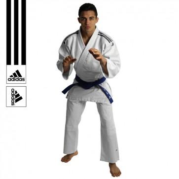 Adidas Judopak J350 Club Wit/Zwart