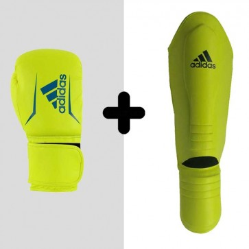 adidas Superset Speed vs. Hybrid Geel/Blauw (10% korting)