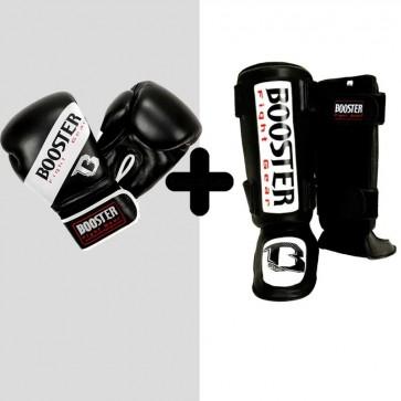 Booster Black & White Pakket (10% korting)