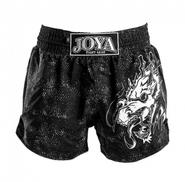 Joya Kids Kickboksbroek Dragon Wit