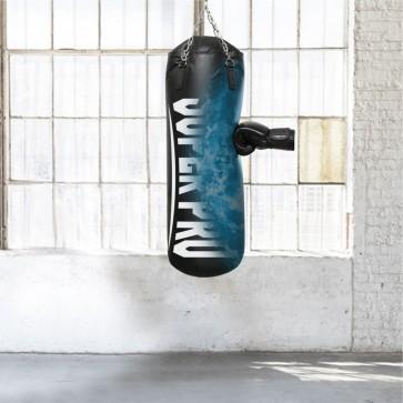 SPKPWAPB100-90100 Super Pro Water-Air Punchbag 100 cm zwart