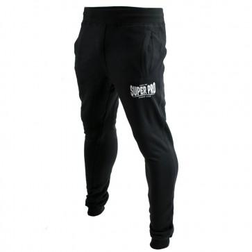 Super Pro Jogging Pants Zwart/Wit