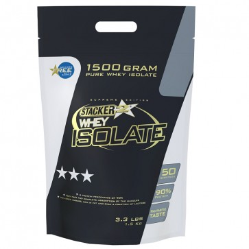 Stacker Whey Isolate 1500gram