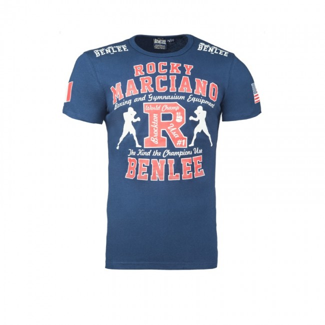 3dc6c9a8 Benlee T-Shirt Rocky Marciano Gym