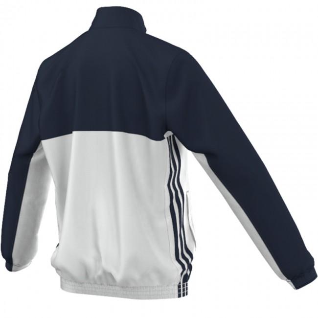 3c3563e2812 adidas T16 Team Jack Youth Blauw/Wit · Zoom