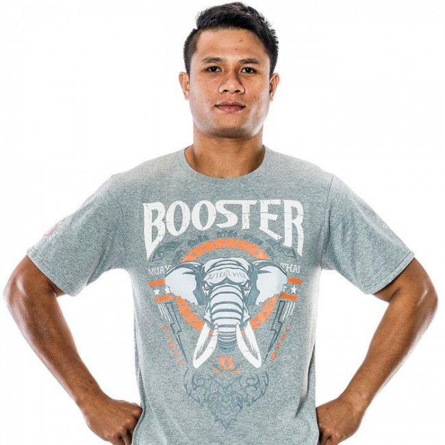 Booster t shirt elephant medium for Booster t shirt reviews