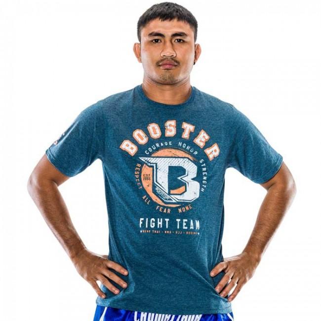 Booster T Shirt Fight Team