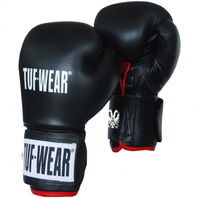 TUF Wear Safety Spar (kick)bokshandschoen leder