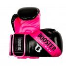 Booster BT Sparring (kick)bokshandschoenen Zwart/Roze