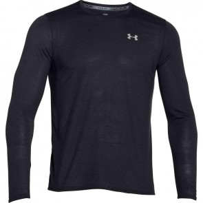 Under Armour Heatgear Longsleeve Zwart