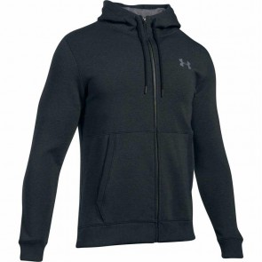 Under Armour Herenhoodie Threadborne Fleece Grijs