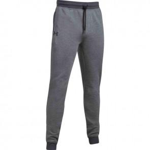 Under Armour Coldgear Joggingbroek Threadborne Fleece Grijs Medium