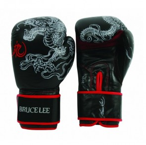 Bruce Lee Dragon (kick)bokshandschoenen 14 oz