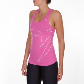 Venum Dames TankTop Assault Roze Small