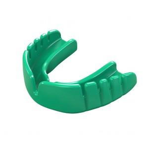 OPRO Gebitsbeschermer Snap-Fit Neon Groen Junior