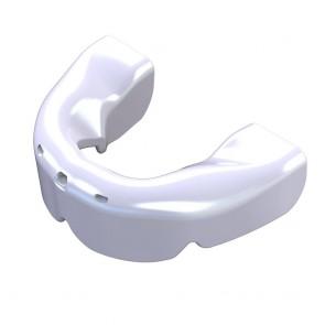 OPRO Gebitsbeschermer Voor Beugel Self-Fit Wit Senior