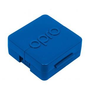 Opro Antimicrobial Beschermdoosje Blauw