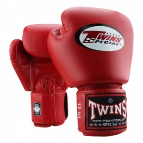 Twins (kick)bokshandschoenen BGVL3 Rood (Handschoenen)