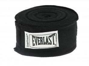 Everlast Bandages Zwart 4.5m