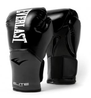 Everlast (kick)bokshandschoenen Pro Style Elite Zwart/Grijs
