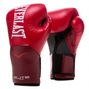 Everlast (kick)bokshandschoenen Pro Style Elite Rood