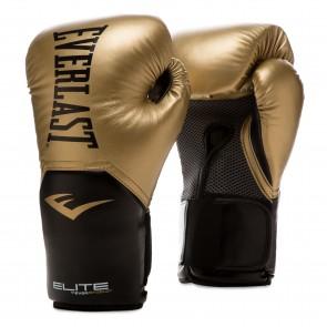 Everlast (kick)bokshandschoenen Pro Style Elite Goud
