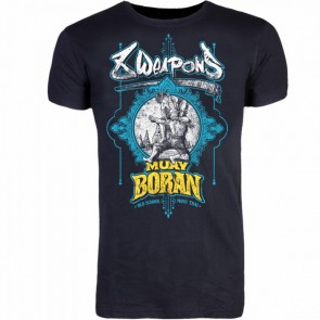 8Weapons T-shirt Muay Boran