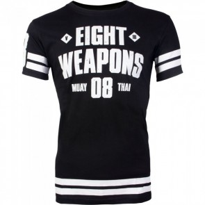 8Weapons T-shirt Eight Weapons