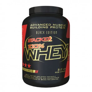 Stacker 100% Whey pot 908gr Chocolade en Hazelnoot
