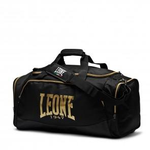Leone Sporttas Pro Zwart/Goud