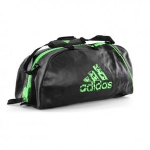 adidas Super Sporttas Zwart/Groen