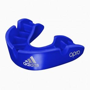 adidas gebitsbeschermer OPRO Gen4 Bronze-Edition Blauw (Protectie)