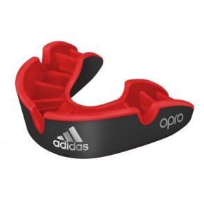 adidas gebitsbeschermer OPRO Gen4 Silver-Edition Zwart (Protectie)