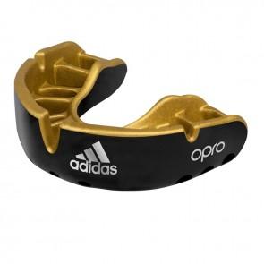 adidas gebitsbeschermer OPRO Gen4 Gold-Edition Zwart Senior (Protectie)