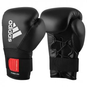 adidas (kick)Bokshandschoenen Hybrid 250 Training Zwart