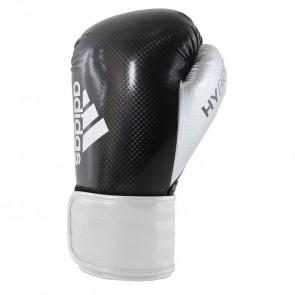 adidas Hybrid 75 (Kick)Bokshandschoenen Zwart/Wit/Zilver