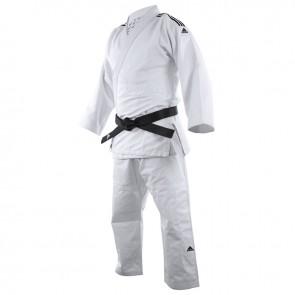 Adidas Judopak J650 Contest Wit/Zwart
