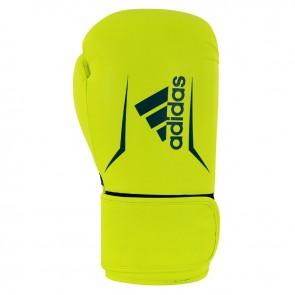 adidas Speed 100 (Kick)Bokshandschoenen Geel/Blauw