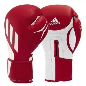 adidas (kick)Bokshandschoenen Speed TILT 250 Training Rood/Wit (Handschoenen)